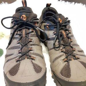 Merrell Shoes - Merrrel Mojave Boulder waterproof hiking shoes